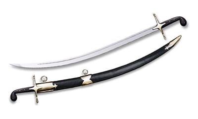 L'épée : L'arme célèbre chez les Arabes et qui ont su maîtriser sa fabrication à travers les âges