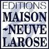 Maisonneuve et Larose